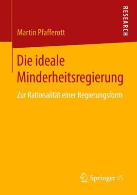 Die ideale Minderheitsregierung, Martin Pfafferott
