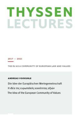 Die Idee der Europäischen Wertegemeinschaft, Andreas Voßkuhle