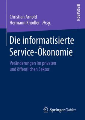 Die informatisierte Service-Ökonomie