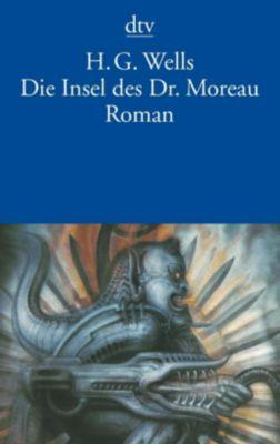 Die Insel des Dr. Moreau - H. G. Wells |