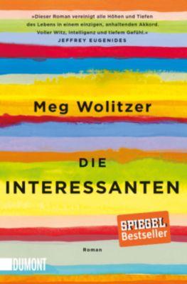 Die Interessanten, Meg Wolitzer