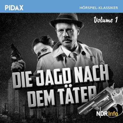 Die Jagd nach dem Täter - Volume 1, Hellmut Kleffel