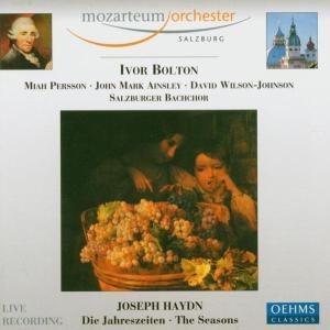Die Jahreszeiten, Ivor Bolton, Persson, Ainsey, Mozarteum Orchester