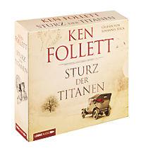 Die Jahrhundert-Saga Band 1: Sturz der Titanen (12 Audio-CDs) - Produktdetailbild 1