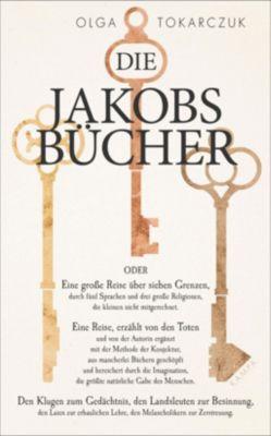 Die Jakobsbücher - Olga Tokarczuk |