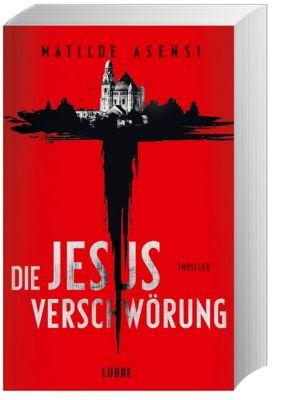 Die Jesus-Verschwörung, Matilde Asensi