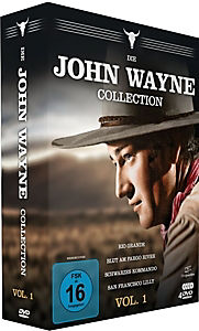 Die John Wayne Collection - Vol. 1 - Produktdetailbild 1