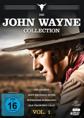 Die John Wayne Collection - Vol. 1, John Wayne
