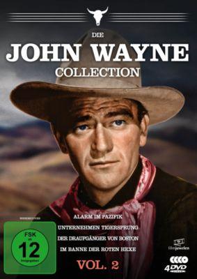 Die John Wayne Collection - Vol. 2, John Wayne