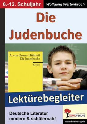 Die Judenbuche - Lektürebegleiter, Wolfgang Wertenbroch