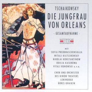 Die Jungfrau Von Orleans (Ga), Chor & Orch.Des Kirow Theaters Leningrad