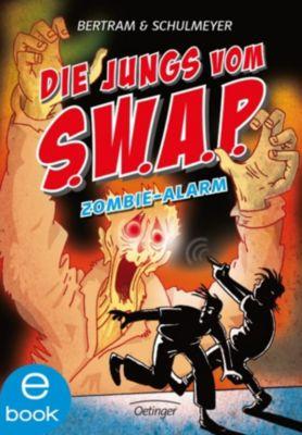 Die Jungs vom S.W.A.P. Band 4: Zombie-Alarm, Rüdiger Bertram