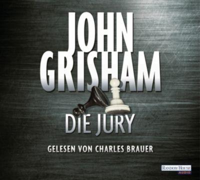 Die Jury, 6 Audio-CDs, John Grisham