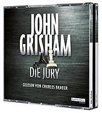 Die Jury, 6 Audio-CDs - Produktdetailbild 1