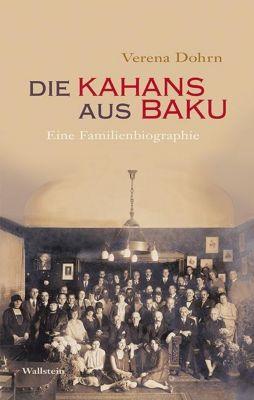 Die Kahans aus Baku, Verena Dohrn
