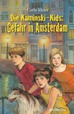 Die Kaminski-Kids - Gefahr in Amsterdam, Carlo Meier
