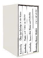 Die Kandinsky Basis-Bibliothek, 4 Bde., Wassily Kandinsky