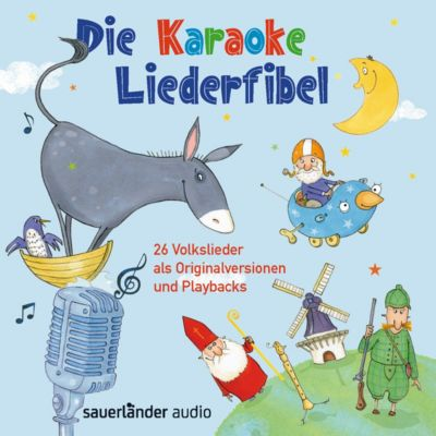 Die Karaoke Liederfibel, Diverse Interpreten