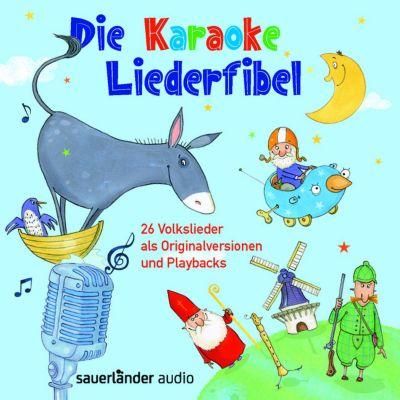 Die Karaoke Liederfibel (Ab 3 Jahren), Diverse Interpreten