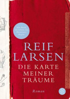Die Karte meiner Träume, Reif Larsen