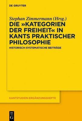 Die Kategorien der Freiheit in Kants praktischer Philosophie