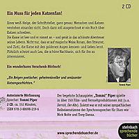 Die Katze mit den goldenen Augen, 2 Audio-CDs - Produktdetailbild 1