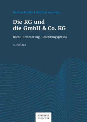 Die KG und die GmbH & Co. KG, Michael Preißer, Matthias Rönn