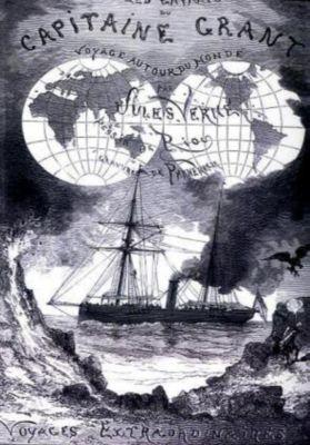 Die Kinder des Kapitäns Grant, Jules Verne
