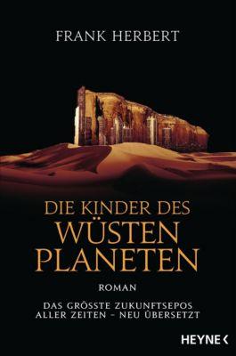 Die Kinder des Wüstenplaneten - Frank Herbert pdf epub