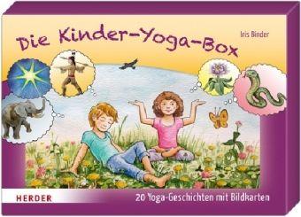 Die Kinder-Yoga-Box - Iris Binder |