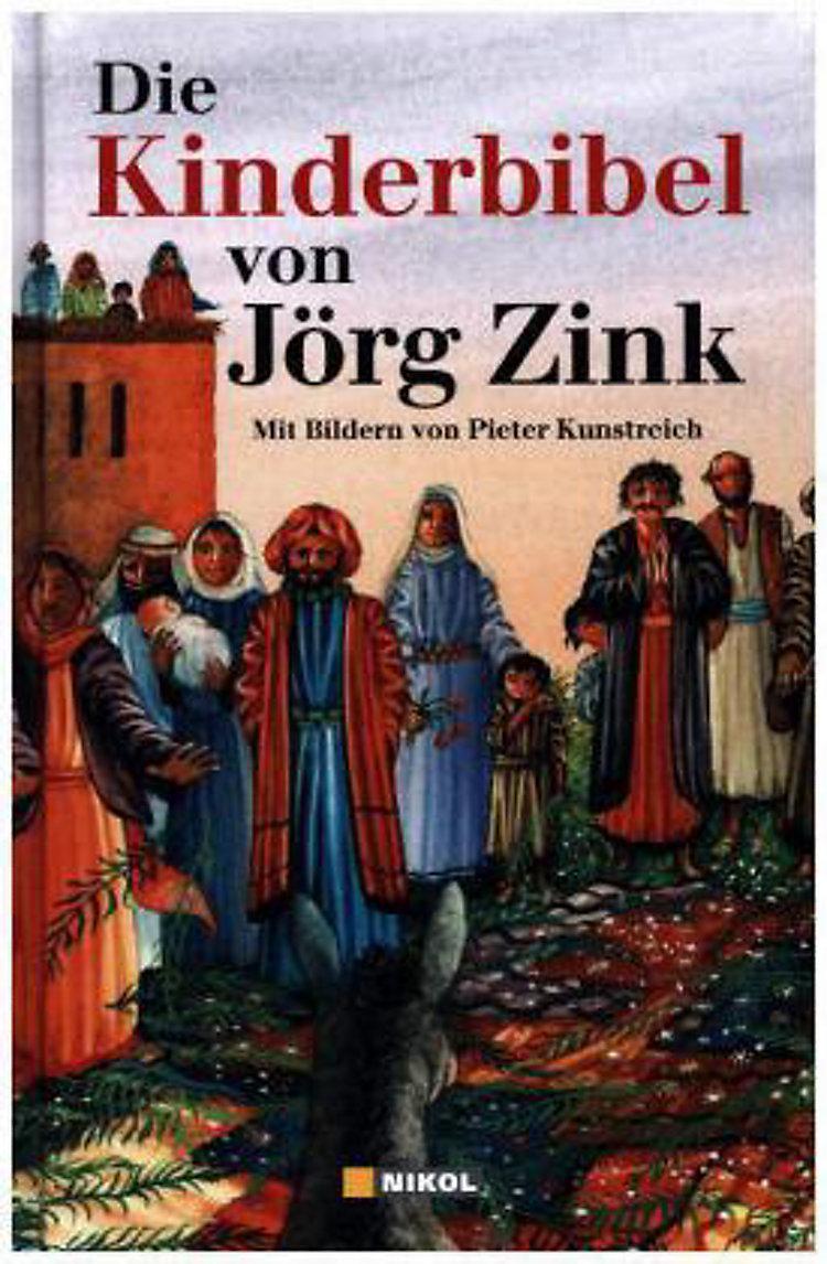Die Kinderbibel Von Jörg Zink Buch Versandkostenfrei Bei