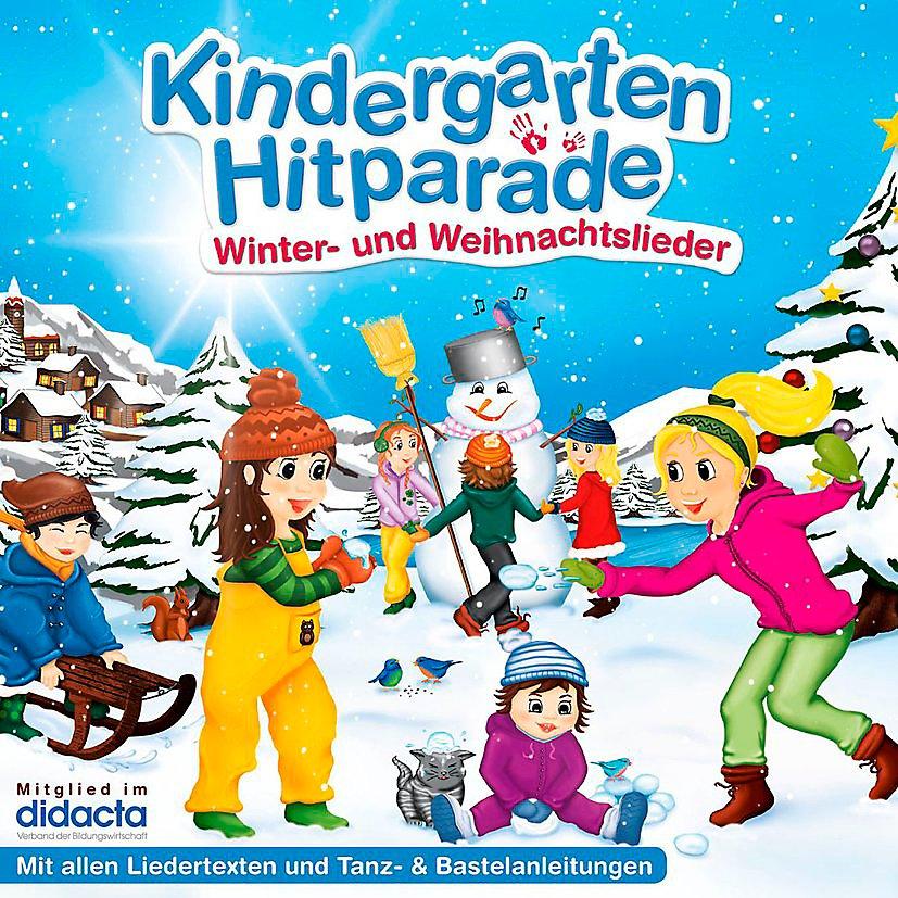 Kindergarten Weihnachten.Die Kindergarten Hitparade 3 Winter Weihnachten Weltbild De
