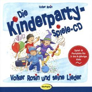 Die Kinderparty-Spiele-Cd, Volker Rosin