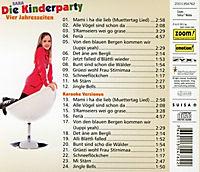 Die Kinderparty - Vier Jahreszeiten - Produktdetailbild 1
