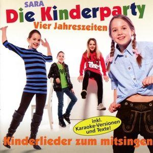 Die Kinderparty - Vier Jahreszeiten, Sara