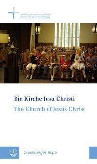 Die Kirche Jesu Christi; The Church of Jesus Christ
