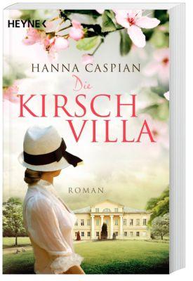 Die Kirschvilla - Hanna Caspian  
