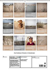 Die Kizilkum-Wüste in Usbekistan - Zwischen Rauheit und Romantik (Wandkalender 2019 DIN A2 hoch) - Produktdetailbild 13