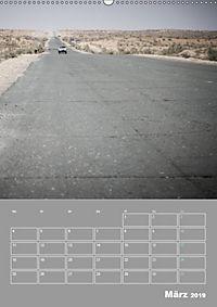 Die Kizilkum-Wüste in Usbekistan - Zwischen Rauheit und Romantik (Wandkalender 2019 DIN A2 hoch) - Produktdetailbild 3