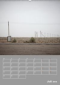 Die Kizilkum-Wüste in Usbekistan - Zwischen Rauheit und Romantik (Wandkalender 2019 DIN A2 hoch) - Produktdetailbild 7