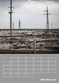 Die Kizilkum-Wüste in Usbekistan - Zwischen Rauheit und Romantik (Wandkalender 2019 DIN A2 hoch) - Produktdetailbild 10