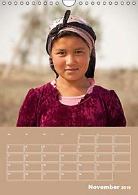 Die Kizilkum-Wüste in Usbekistan - Zwischen Rauheit und Romantik (Wandkalender 2019 DIN A4 hoch) - Produktdetailbild 11