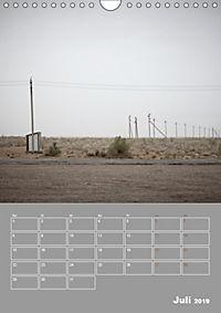 Die Kizilkum-Wüste in Usbekistan - Zwischen Rauheit und Romantik (Wandkalender 2019 DIN A4 hoch) - Produktdetailbild 7