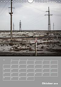 Die Kizilkum-Wüste in Usbekistan - Zwischen Rauheit und Romantik (Wandkalender 2019 DIN A4 hoch) - Produktdetailbild 10
