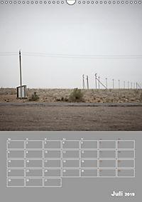 Die Kizilkum-Wüste in Usbekistan - Zwischen Rauheit und Romantik (Wandkalender 2019 DIN A3 hoch) - Produktdetailbild 7