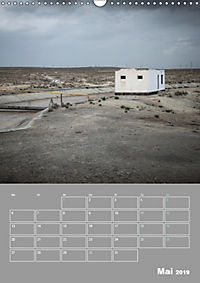 Die Kizilkum-Wüste in Usbekistan - Zwischen Rauheit und Romantik (Wandkalender 2019 DIN A3 hoch) - Produktdetailbild 5
