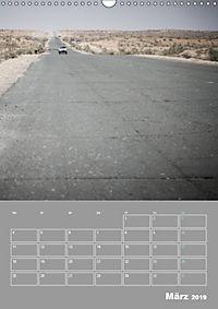 Die Kizilkum-Wüste in Usbekistan - Zwischen Rauheit und Romantik (Wandkalender 2019 DIN A3 hoch) - Produktdetailbild 3