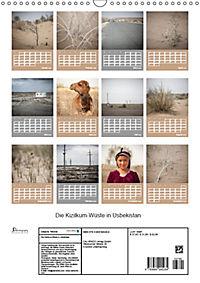 Die Kizilkum-Wüste in Usbekistan - Zwischen Rauheit und Romantik (Wandkalender 2019 DIN A3 hoch) - Produktdetailbild 13
