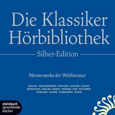 Die Klassiker Hörbibliothek, Silber-Edition (Ungekürzt), Diverse Autoren