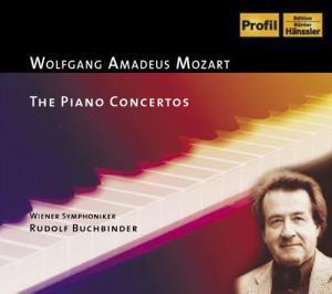Die Klavierkonzerte, Rudolf Buchbinder, Wso